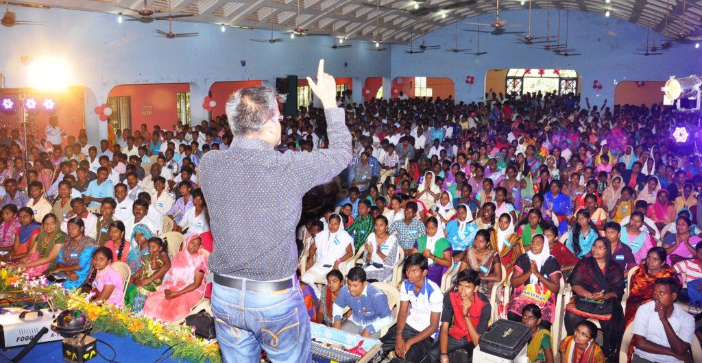 Antony at Youth Training